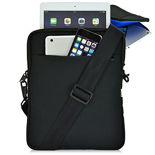 Turtleback Tablet Bag for iPad Pro and other Tablets with Sh