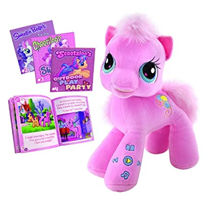 My Little Pony Pinkie Pie Animated Storyteller from KIDdesigns, Inc