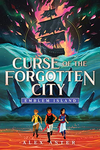 Book Cover: Curse of the Forgotten City