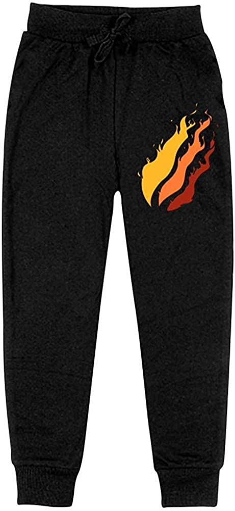 uyruyeue Preston-Playz Cotton Sweatpants Unisex Kids Casual Long Sport Pants