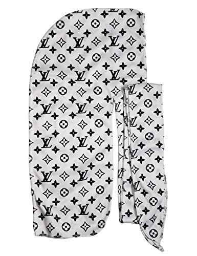 - Richagga Apparel Women & Men's Customs Designer Durag,Fashion Premium Durags Basic and Limited Edition,Exclusive Wave Cap