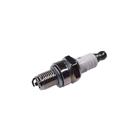 Generic 4 tiempos motor piezas de repuesto Bujía Para Honda GX35 Trimmer Cortador: Amazon.es: Jardín