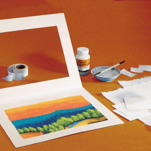 Archival Material Lineco - Lineco Museum Mounting Kit for Original Graphics and Artwork (L533-2000)