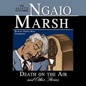 Death on the Air and Other Stories  Audiobook