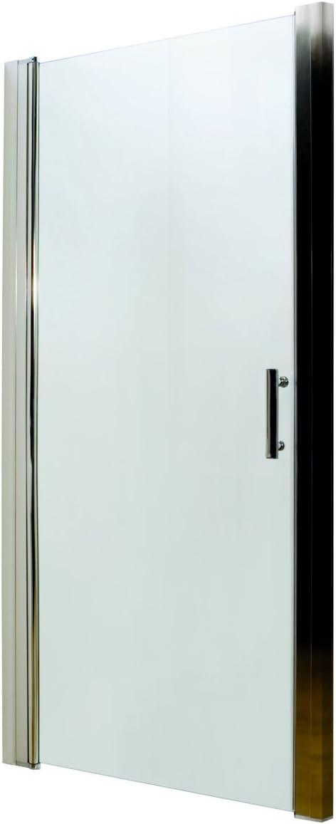 Premier 800 mm abatible para mampara de ducha: Amazon.es ...