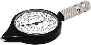 Pigupup Curvimètre Distance Caculator Compass randonnée Survie Distance Mesure Lecture de la Carte Compass Wheel