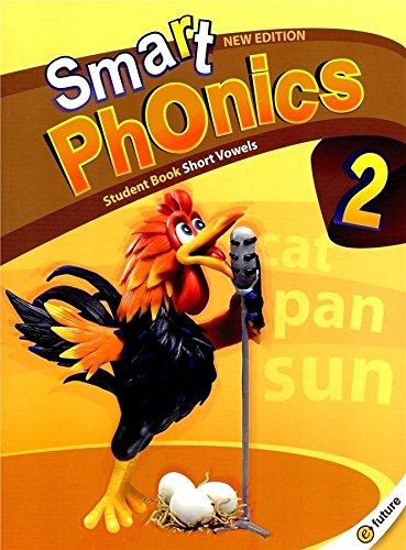 Download Smart Phonics New Edition Smart Phonics 2 : Student Book Paperback w/CD PDF