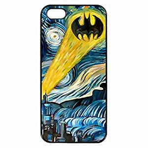 Starry Night Batman Hard Case Back For iPhone 4 & iphone 4s