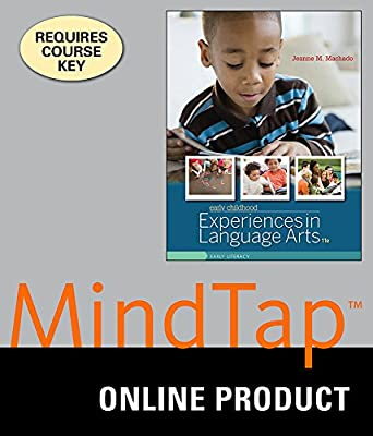 MindTap Education for Machado's Early Childhood Experiences in Language Arts: Early Literacy, 11th Edition