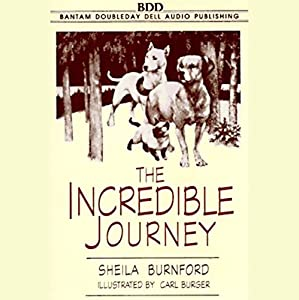The Incredible Journey Audiobook