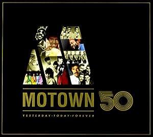 Motown 50 - Digipack