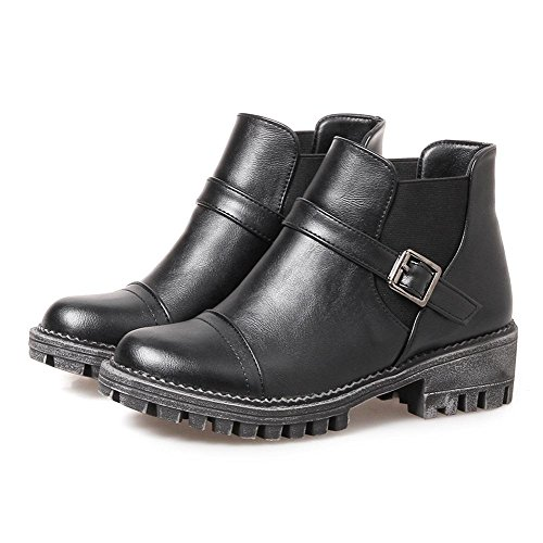 Classic Mujeres COOLCEPT On Bootie Black Pull qvSx1wA5