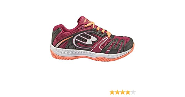 ZAPATILLAS BULLPADEL BALE WOMAN VIOLETA