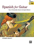 Spanish for Guitar, Howard Wallach, 0739000772
