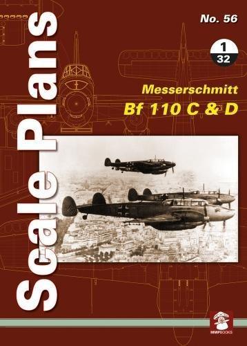 Messerschmitt Bf 110 C & D 1/32 (Scale ()