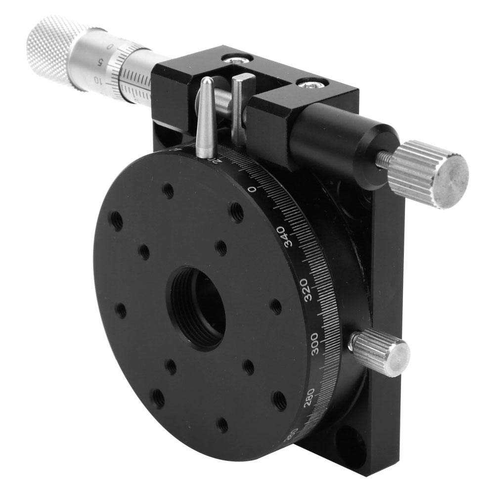 Trimming Platform Linear Stage Sliding Table High Accuracy Adjustable Manual Displacement Platform RSP60-L 60mm