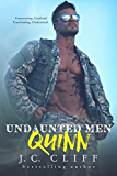 Quinn I: Atrox Security Alpha Men...Undaunted (Military Romantic Suspense Novel Book 1)