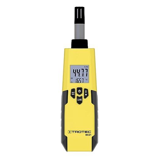 5 opinioni per Termoigrometro BC21 TROTEC