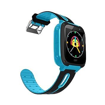 NoyoKere Smart Watch de GPS de los niños, Charla de la Voz ...