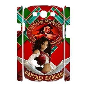 Samsung Galaxy S3 I9300 Phone Case Captain Morgan J4258