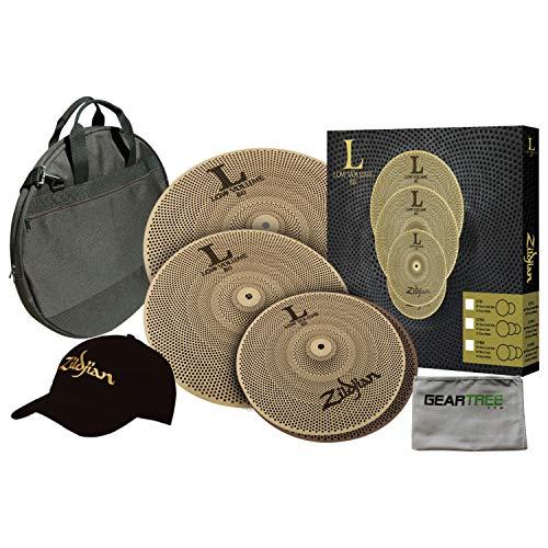ZildjianL80 Series LV468 Low Volume Cymbal