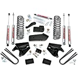 Rough Country - 465.20 - 4-inch Suspension Lift Kit w/ Premium N2.0 Shocks for Ford: 80-83 F100 4WD, 80-96 F150 4WD