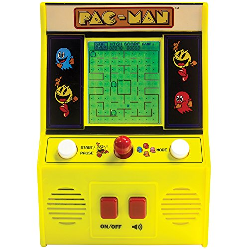 Pac-Man Mini Arcade Game (Mini Arcade Game Machine compare prices)