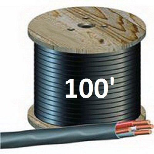 8/3 NM-B (Non-Metallic) ROMEX Simpull (100') ()