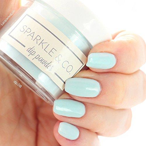 Sparkle & Co. Dip Powders - dp.08 Mint -