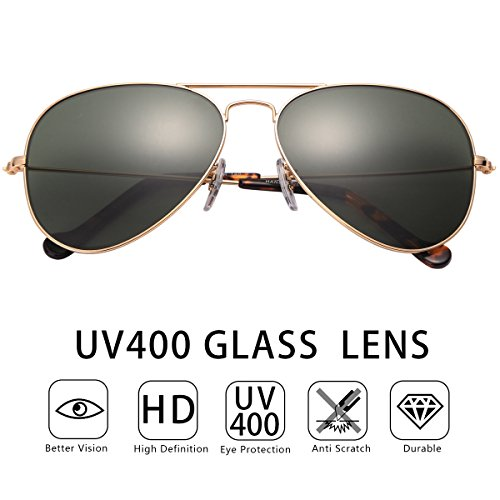 O-Let Big Aviator Sunglasses for Women Men UV400 Sun Glass Lens - Cheap Buy Sunglasses Online