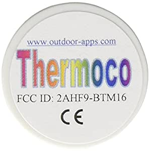 Thermoco ThG1 Smart - Termómetro y Grabador: Amazon.es: Amazon ...