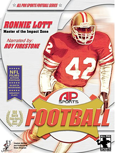 All Pro Sports Football: Ronnie Lott - Master of the Impact Zone ()
