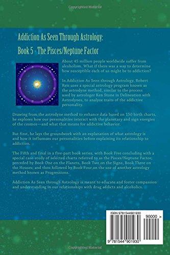 Addiction As Seen Through Astrology: An Astrological