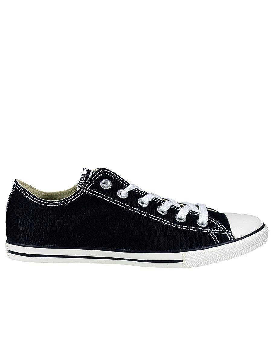 46043d6a7e9 Converse Chuck Taylor All Stars Lean Shoes UK 10 Black