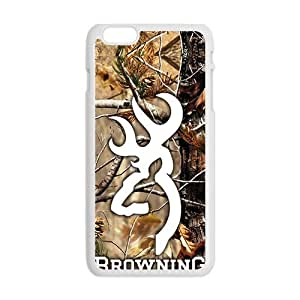 Browning Fashion Comstom Plastic case cover For Iphone 6 Plus by runtopwell