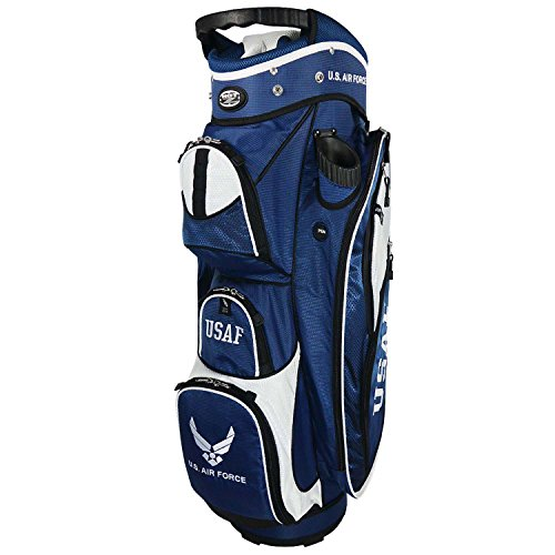 Hot-Z Golf US Military Air Force Cart Bag