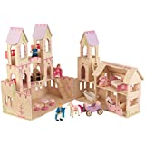 KidKraft Princess Castle Dollhouse with Furniture