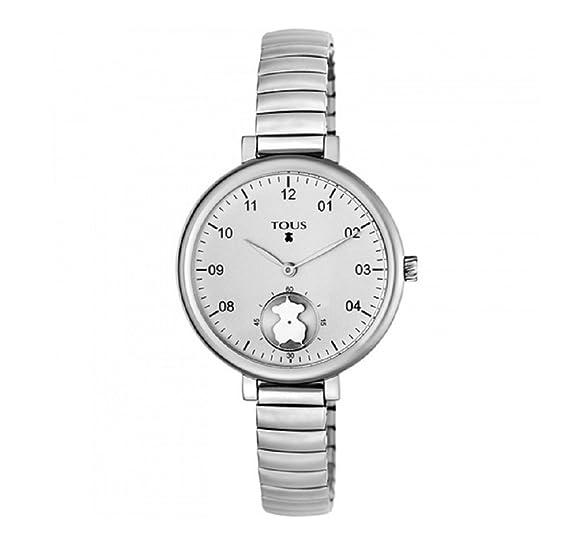 Reloj Tous Spin Flex de acero mujer con bolso verano Tous de regalo