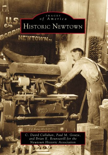 Historic  Newtown   Pa     Images  Of  America
