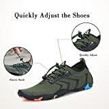 Mens Womens Water Shoes Quick Dry Barefoot for Swim