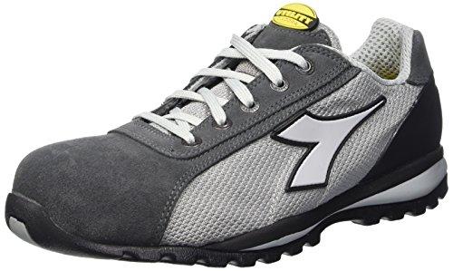 Mixte Adulte Eu grigio Gris grigio Ii Travail Glove S1p Diadora Hro Ombra Text De Alluminio Chaussures 48 zw81aFq