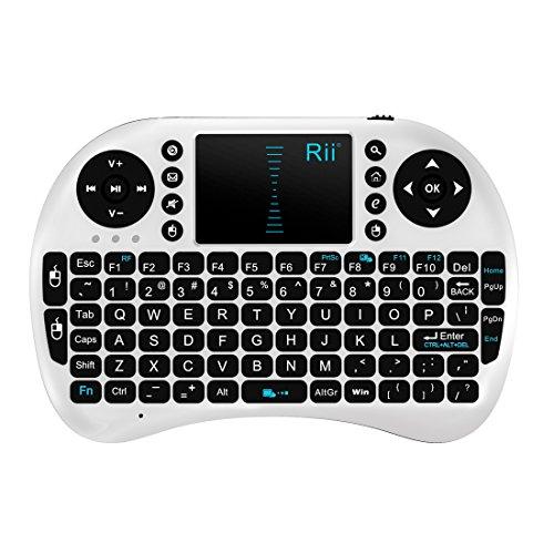 Rii Wireless Backlight Touchpad Keyboard