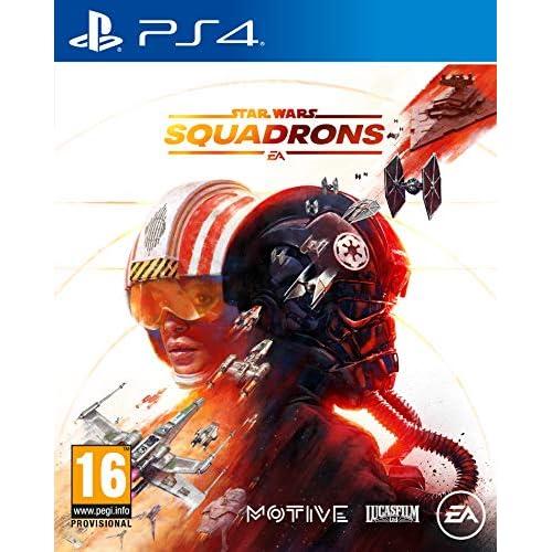 chollos oferta descuentos barato STAR WARS Squadrons PlayStation 4