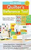 img - for All-in-One Quilter's Reference Tool: Updated by Harriet Hargrave (2014-02-07) book / textbook / text book