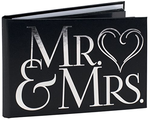 Malden International Designs Wedding Celebrations Mr & Mrs Brag Book
