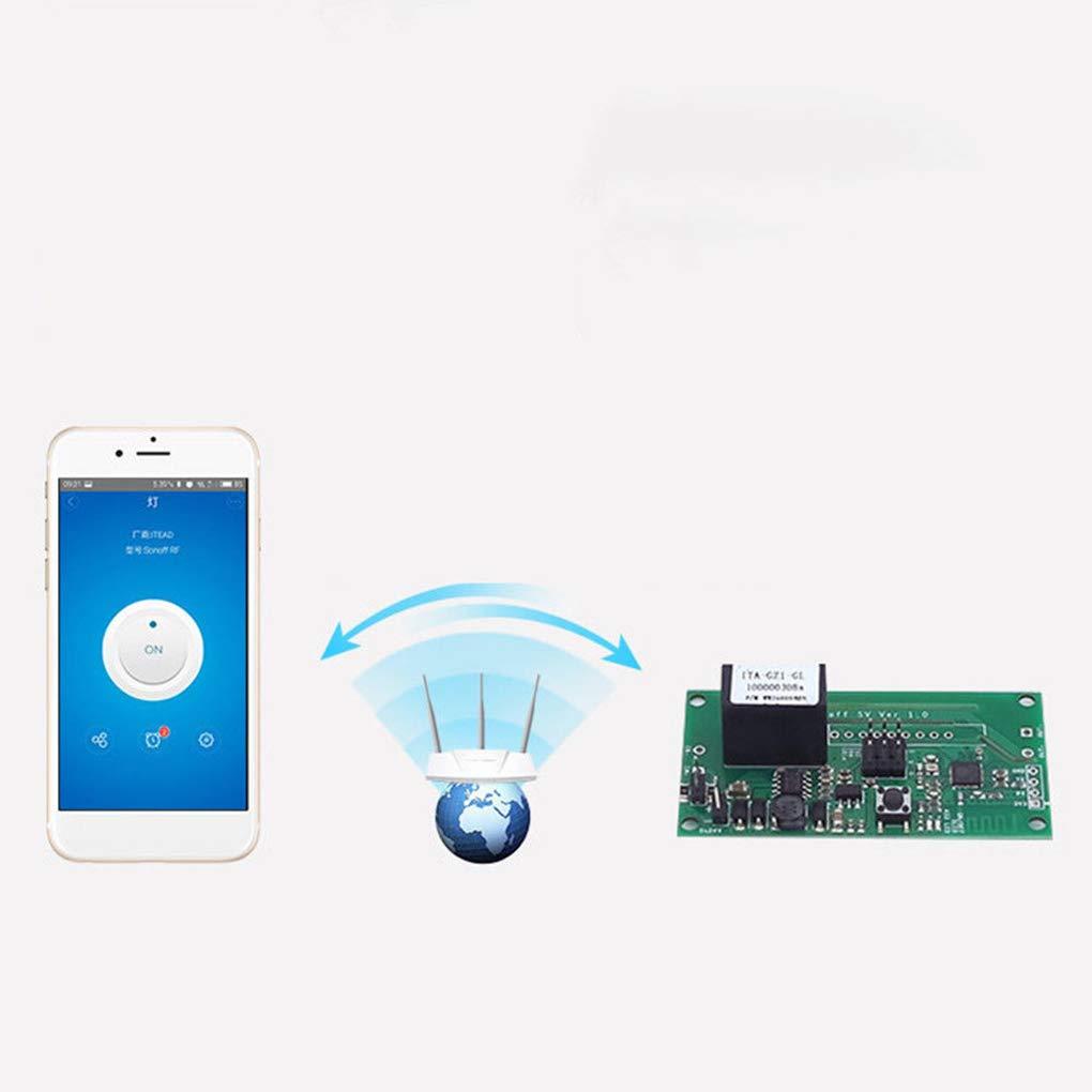 Electrical Morza SONOFF SV Safe Voltage Long Distance Remote