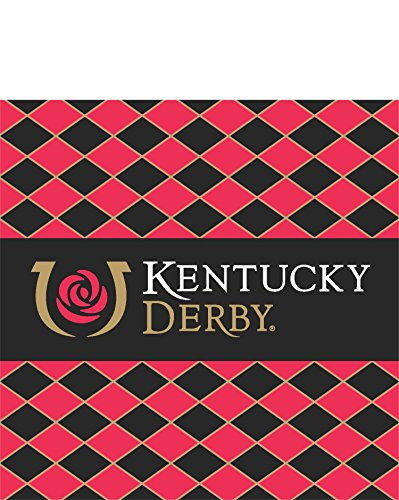 Kentucky Derby Icon Beverage Napkins by Westrick