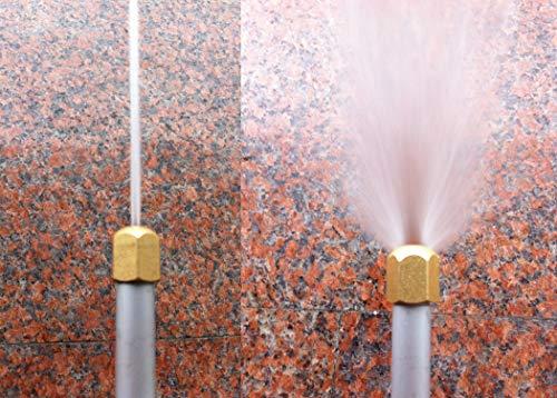 Fansport Water Hose Nozzle High Pressure Garden Hose Nozzle for Plants Watering by Fansport (Image #1)