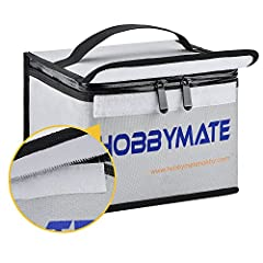 The first 100 customers will receive a HOBBYMATE 1-8s 2-in-1 Lipo Battery voltage meter & low voltage buzzer with HOBBYMATE New Lipo Bag, Listing price $7.90 The charger in the picture is just for demonstration purpose, NOT INCLUDE...