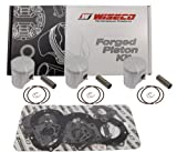 Wiseco (SK1249) 70.50mm 2-Stroke Piston Kit for Ski-Doo Snowmobile
